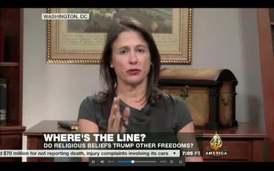 Nina Burleigh on Al Jazeera Charlie Hebdo.png