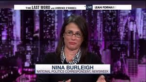 Nina Burleigh on The Last Word
