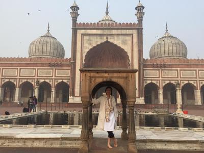 Nina Burleigh in NEw Delhi Feb. 2017.jpg